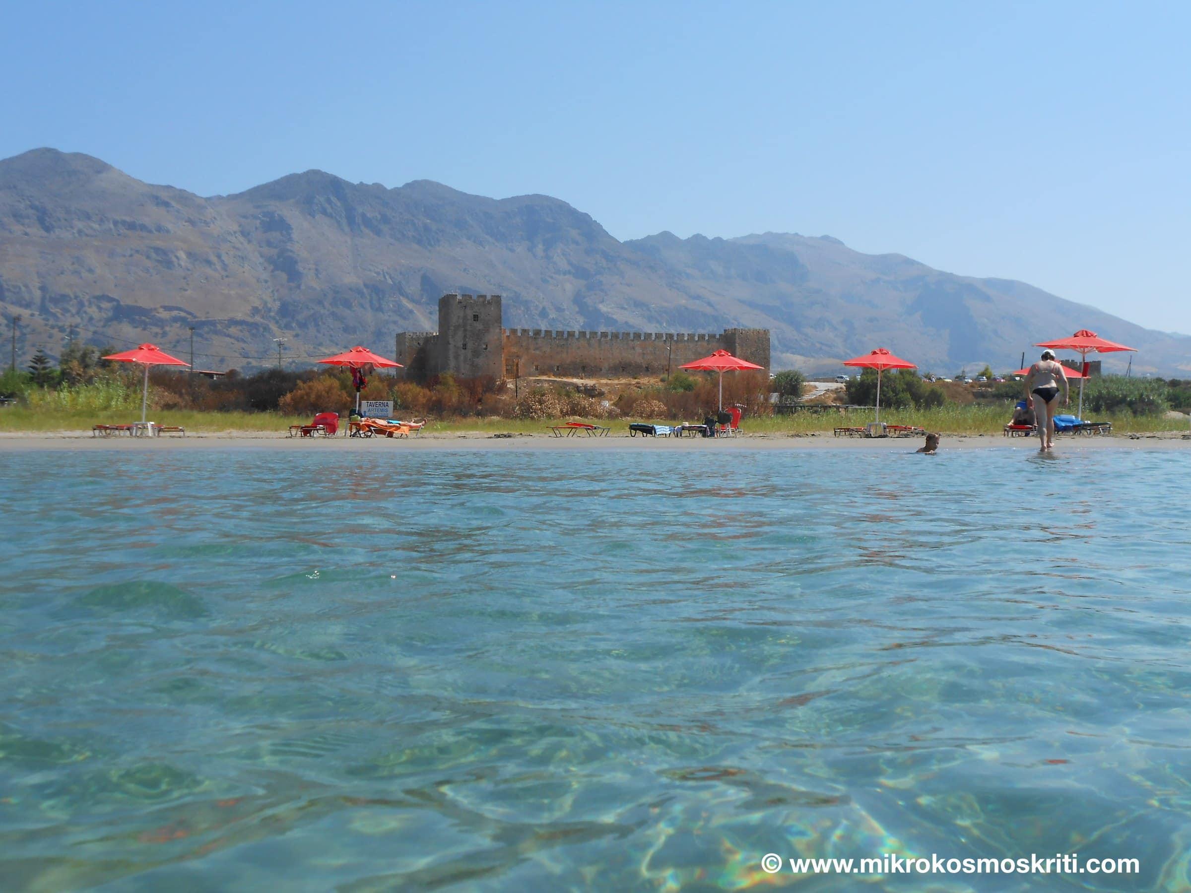 Spiaggia+Castello Rid
