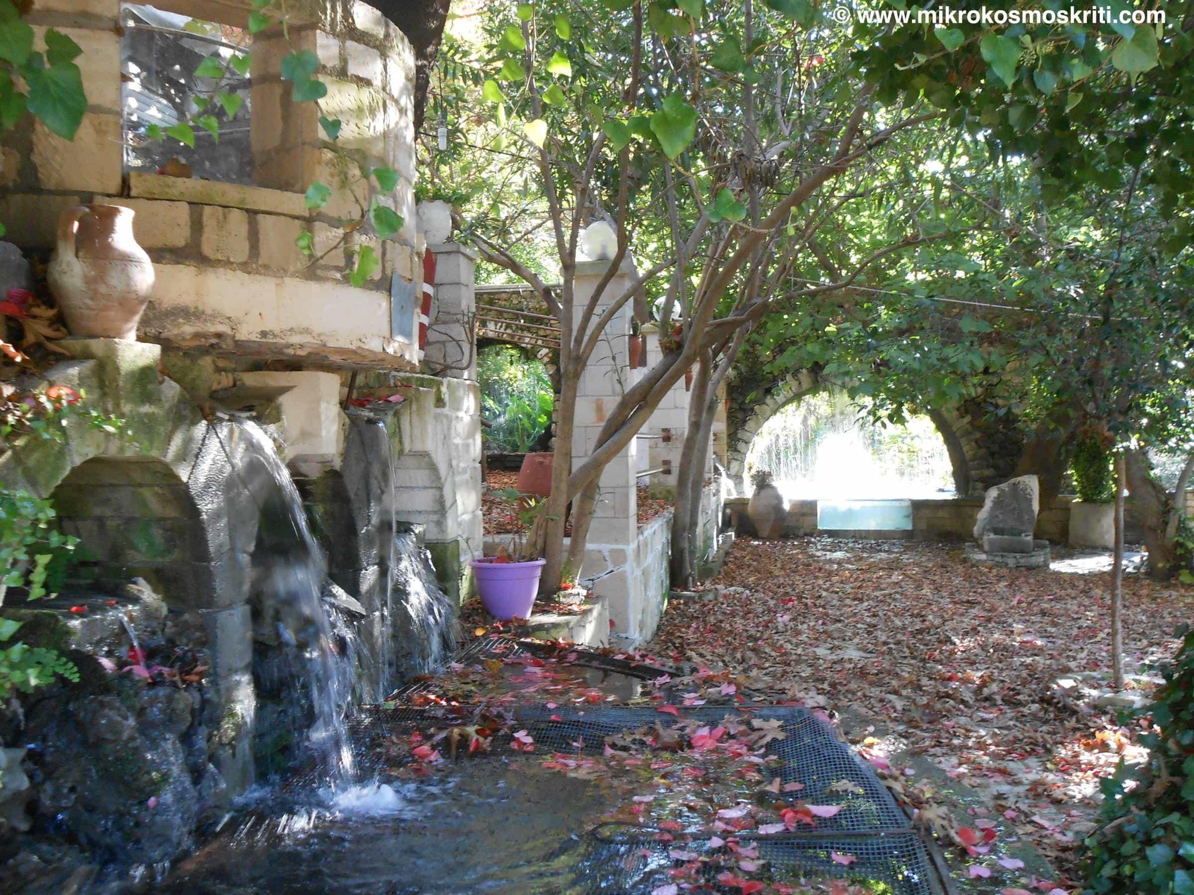 Cascate di Argiroupoli