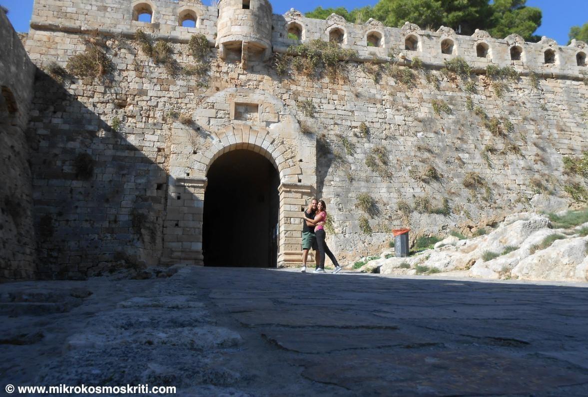 Fortezza di Rethymno