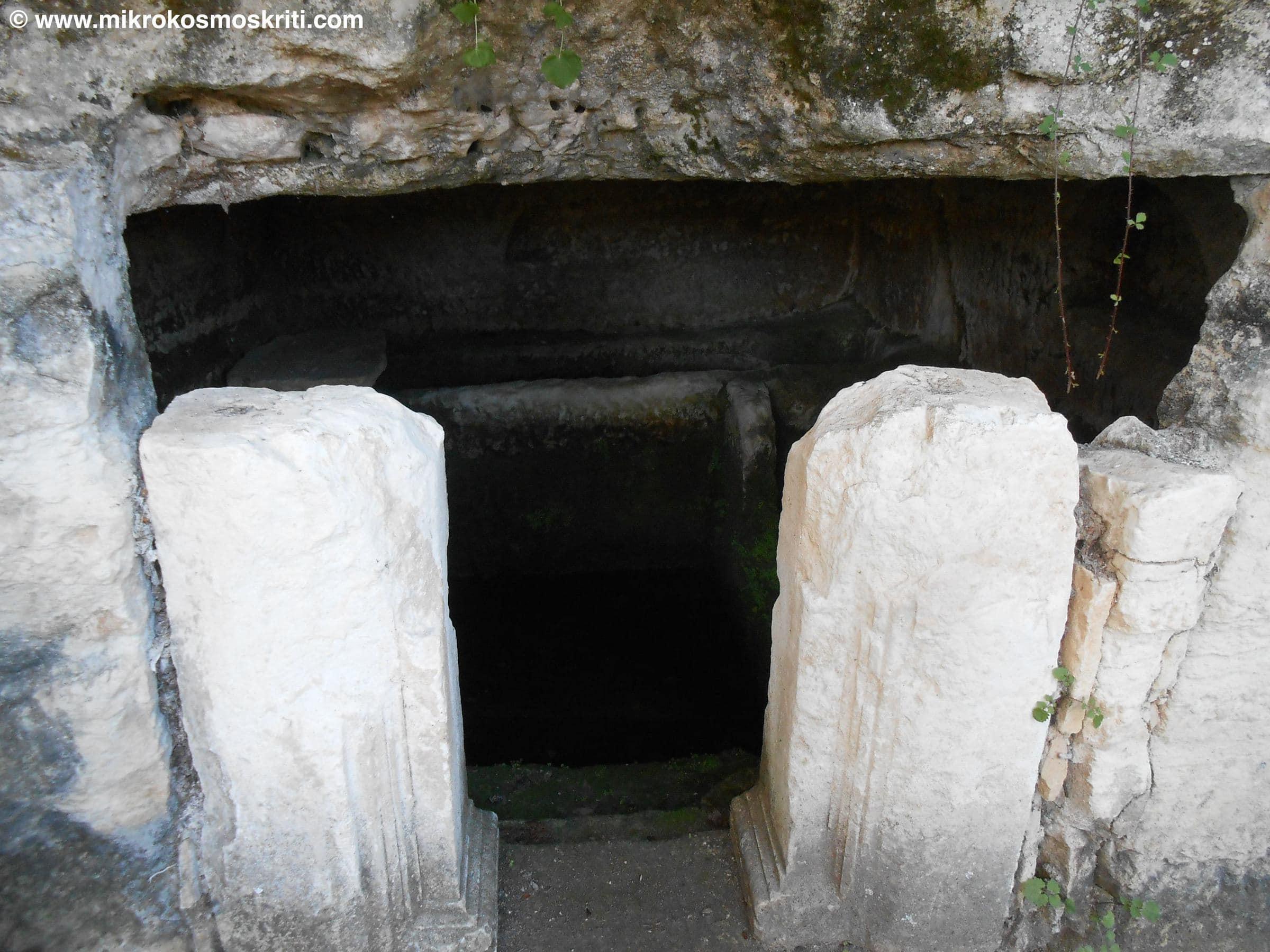 Necropoli di Lappa