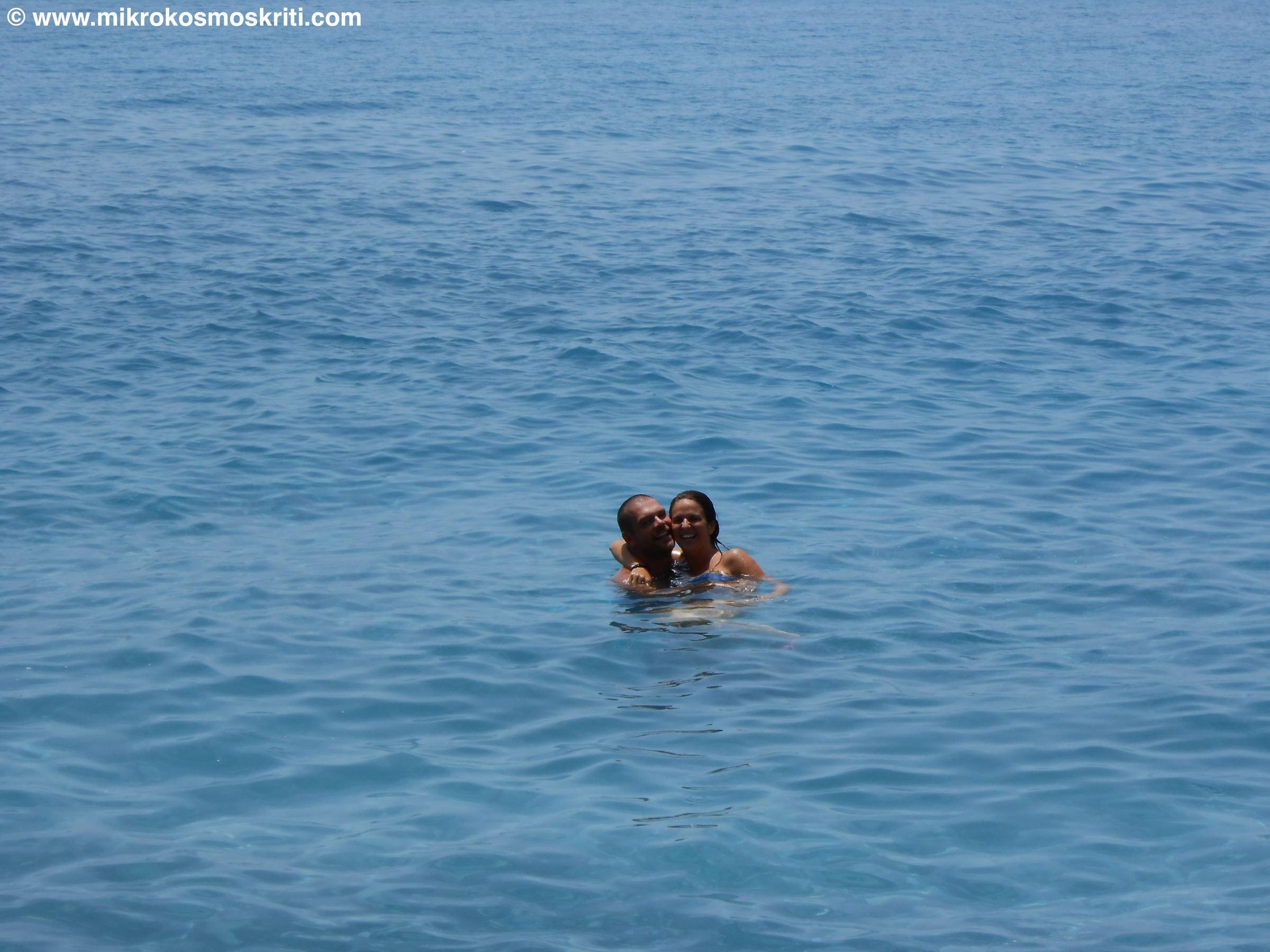 Bagno ad Agios Pavlos