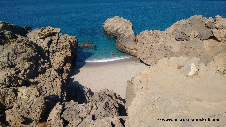 Klisidi beach